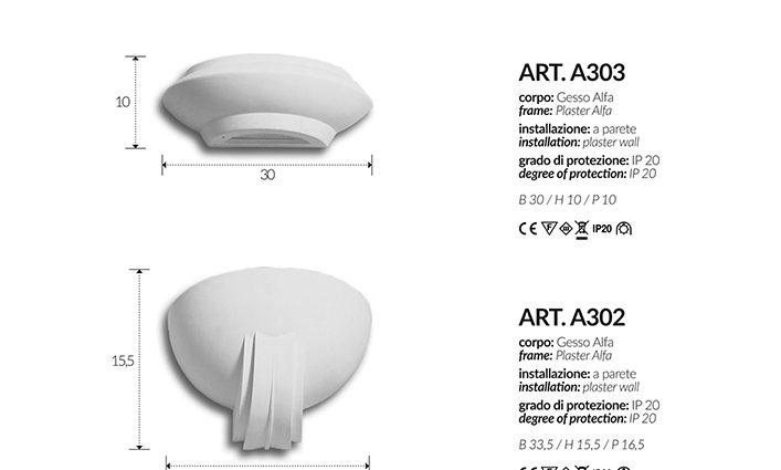 APPLIQUE A354 – A303 – A302 – A355