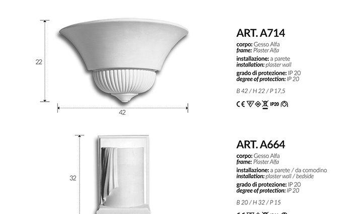 APPLIQUE A714a – A714 – A664 – A715